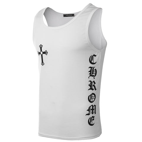 Pirated Cotton Men's Vests - unitedstatesgoods