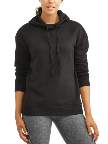Women's Active Cold Weather Tunic Length Hoodie - unitedstatesgoods