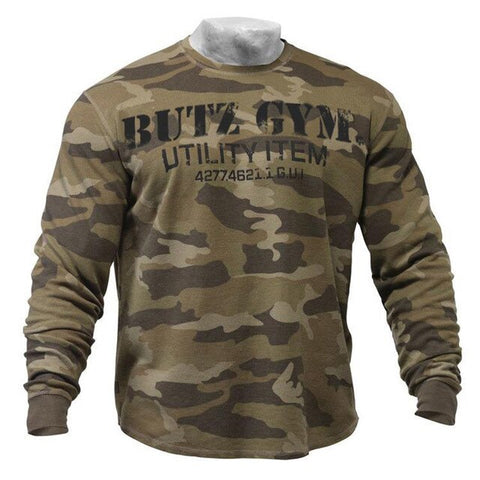 2019 Men Sweatshirts Fitness Clothes Autumn Black Camouflage Sweatshirts For Men Creative Clothing Men's Sweatshirt Pullover - unitedstatesgoods