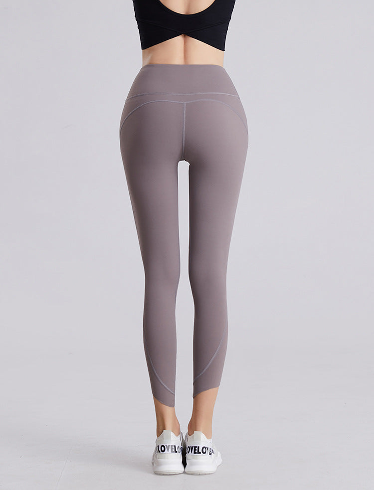 Nude yoga pants