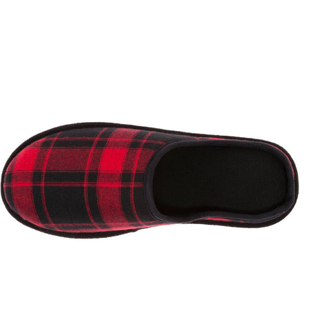 DF by Dearfoams Men's Felt Clog Slipper - unitedstatesgoods
