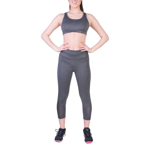 Avia Women's Core Active High Impact Flex Tech Compression Sports Bra - unitedstatesgoods