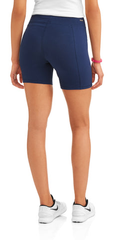 Danskin Now Women's Core Active Dri-More Bike Short - unitedstatesgoods