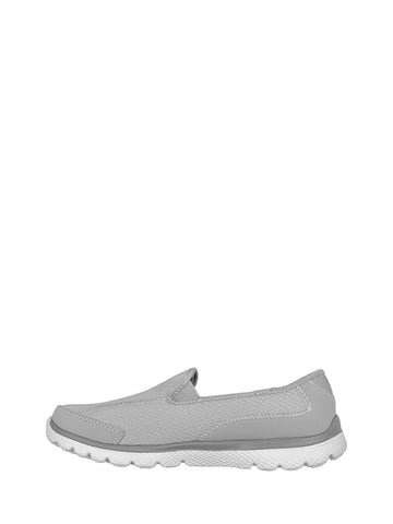 Athletic Works Women's Wide Width Knit Slip on Shoe - unitedstatesgoods