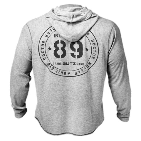 Autumn New Fashion Men brand Muscle Gyms Bodybuilding Sporting Workout Hoodie Fitness Jackets Pullover Sweatshirt Coat Clothes - unitedstatesgoods