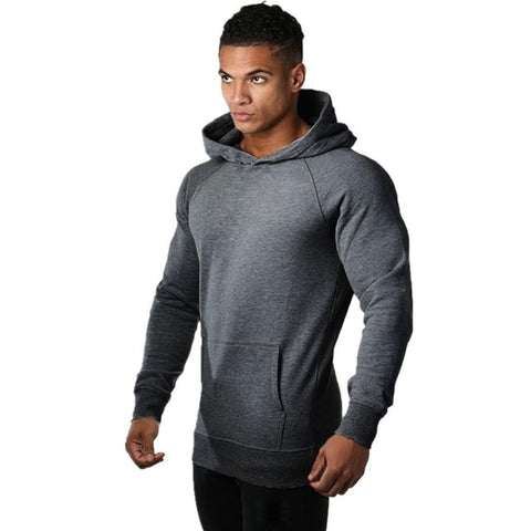 DISCOUNT Men gyms hoodies gyms Fitness bodybuilding Sweatshirt Crossfit pullover sportswear male workout Hooded Jacket clothing - unitedstatesgoods
