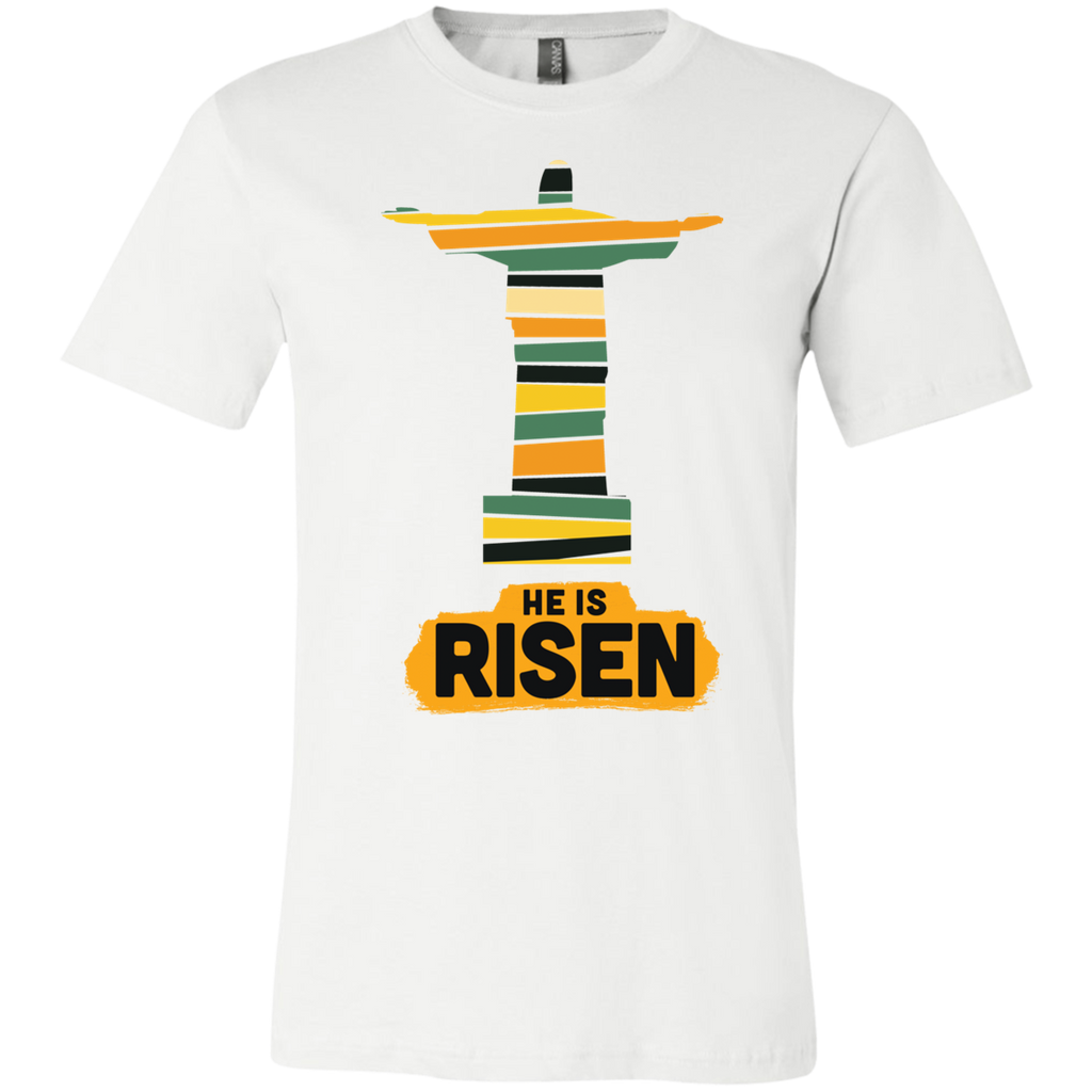 He is Risen 3001Y Youth Jersey Short Sleeve T-Shirt
