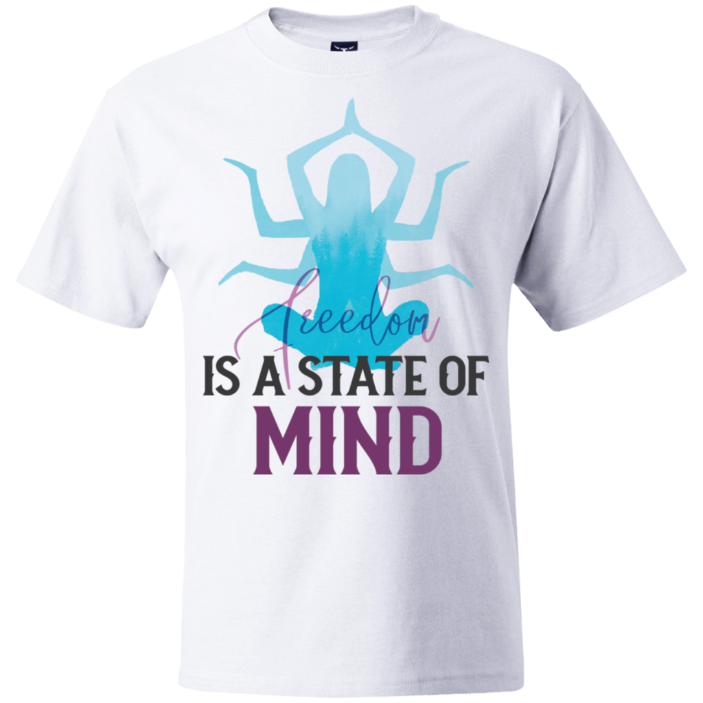 Is a state of mind 5180 Beefy T-Shirt