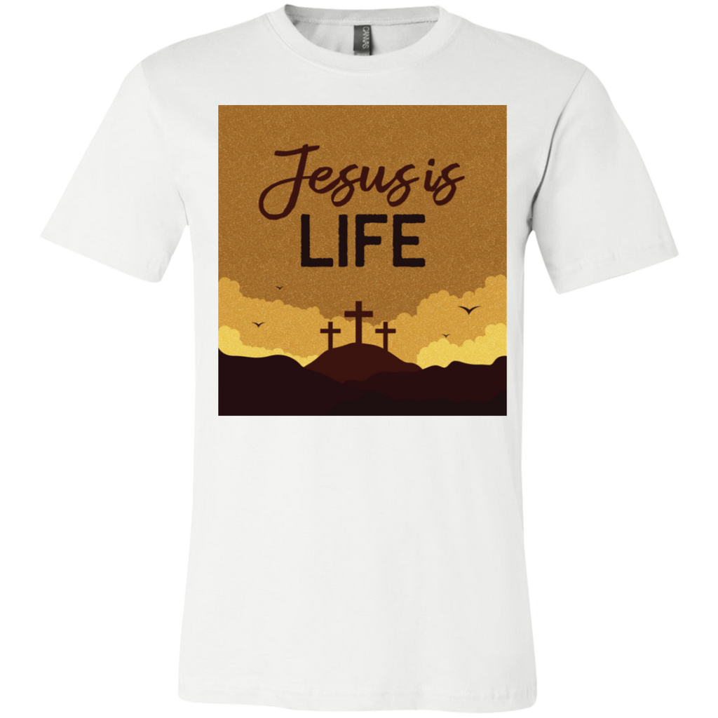 Jesus is life 3001Y Youth Jersey Short Sleeve T-Shirt