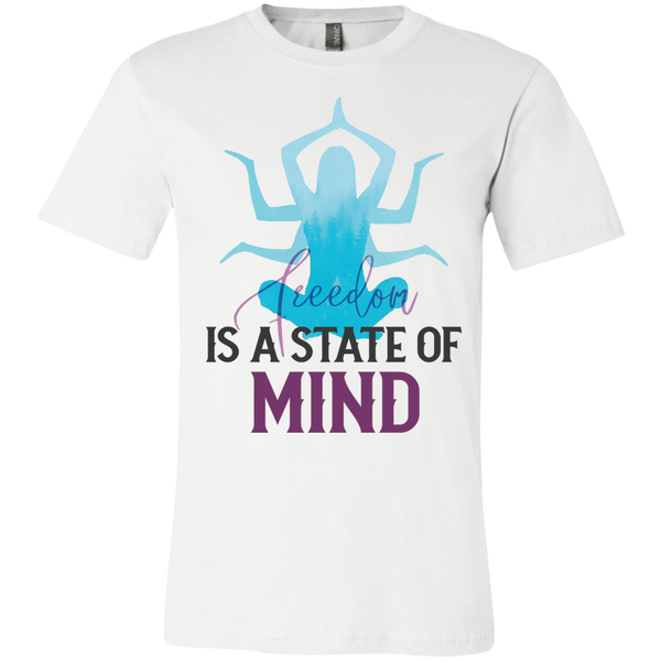Is a state of mind 3001Y Youth Jersey Short Sleeve T-Shirt