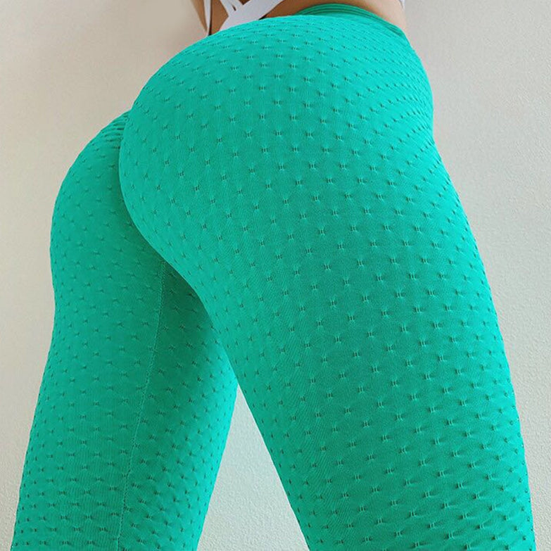 X-HERR Yoga Pant Scrunch High Waist Sport Fitness Leggings Women Workout Running Pants Activewear Tight
