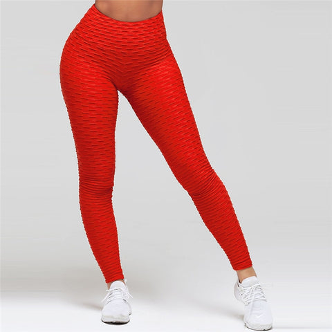 CHRLEISURE Leggings Sport Women Fitness High Waist Yoga Pants Leggings Fitness Feminina Yoga Tights For Workout Running