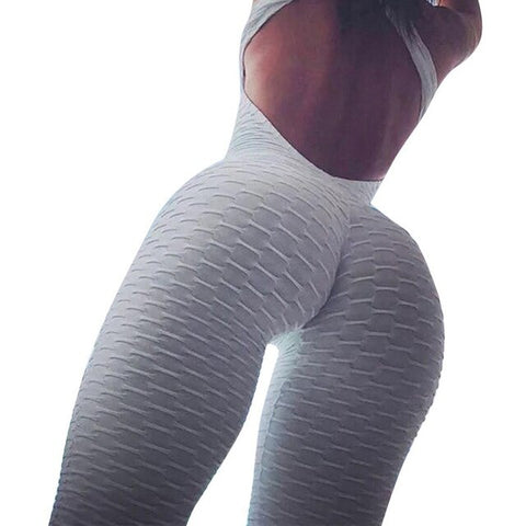 Sfit 2019 Women's Sports Set Backless Playsuit Fitness Tights Jumpsuits Costume Yoga  Suit Gym Bodysuit Tracksuit Gym Sport Set - unitedstatesgoods
