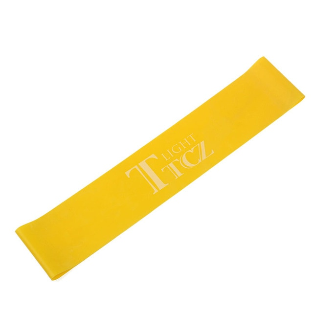 Yoga Pilates Exercise Loop Resistance Rubber Bands - unitedstatesgoods