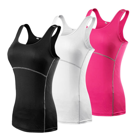 Women's Running Vest Gym Clothing