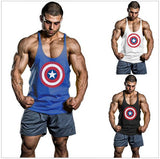 Super Hero Captain America brand clothing - unitedstatesgoods