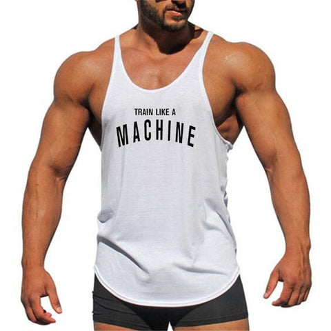 Fitness Clothes Golds Bodybuilding Tank Top - unitedstatesgoods