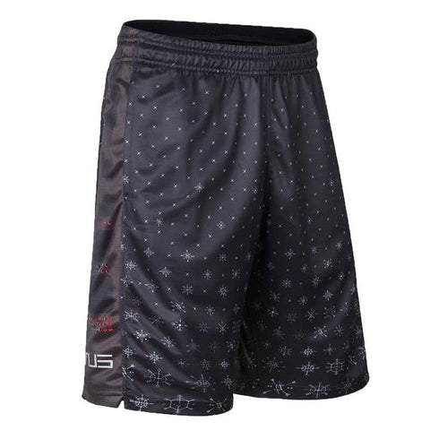 Men Pro Compression Quick Dry Gym Train Run Workout Sport Beach Shorts For Fitness Board Basketball Soccer Exercise Yoga s37 - unitedstatesgoods