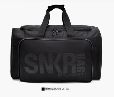 SNEAKER DUFFEL Men and Women Sneaker GYM Bag Packing Cube Organizer  Double Zipper Waterproof Polyester Bag Wholesale - unitedstatesgoods