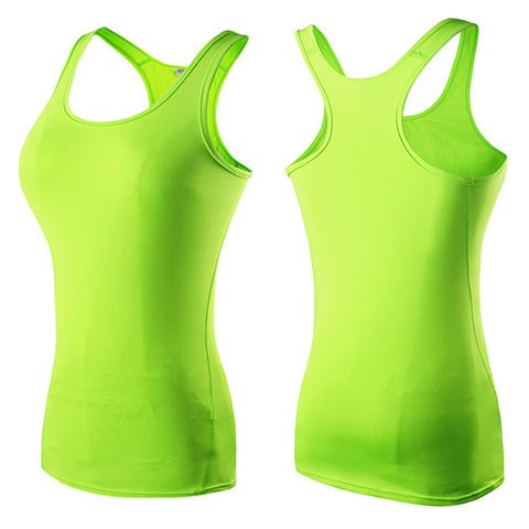 Quality Yoga Gym Tank Top Fitness t-shirts - unitedstatesgoods