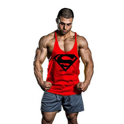 Men Bodybuilding Tank Top - unitedstatesgoods