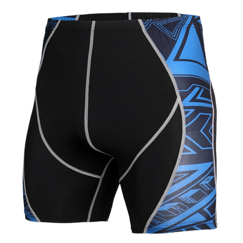 2018 Short Sport Leggings Compression Tights Quick Dry Men Sporsts Shorts Running Shorts men Gym Training Workout Short Pants - unitedstatesgoods