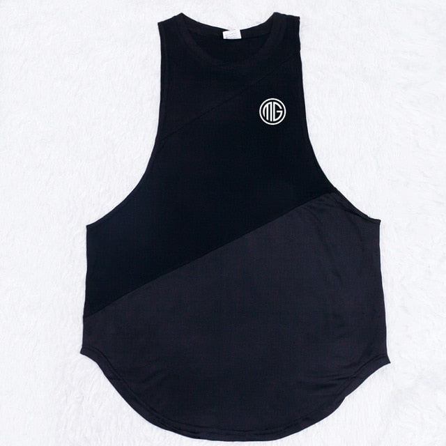 Bodybuilding Stringer Tank Top - unitedstatesgoods