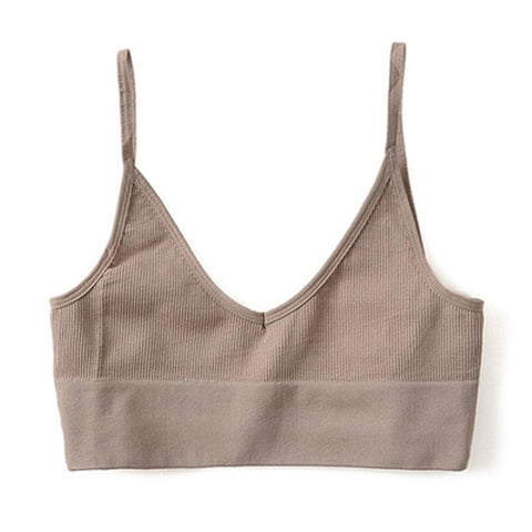 Backless Straps Sports Tank Top Sexy Vest - unitedstatesgoods