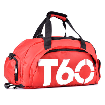 New Men Sport Gym Bag Women Fitness T60 Yoga Independant Shoes Storage Multiple Back Methods Sac De Sport sporttas sport tassen - unitedstatesgoods