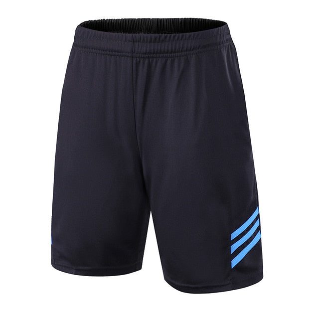 Men Gym Workout Shorts With Pockets Quick Dry Breathable Training Loose Basketball Shorts Men Fitness Running Sport Shorts - unitedstatesgoods
