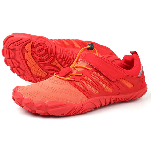 2019 Aqua Shoes Man Summer Five Toe Shoes On-surf Balanced Rubber Non-slip Top Quality Yoga Gym Unisex Beach On Land Sport Shoes - unitedstatesgoods