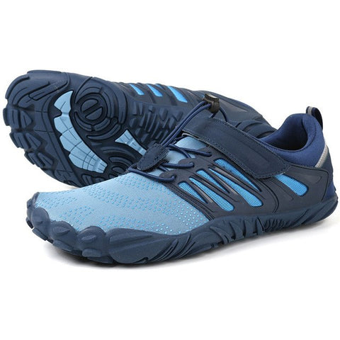 Aqua Man Shoes Summer Swim Toe Shoes Beach On-surf Quick-Drying Rubber Non-slip High Quality Yoga Gym Unisex Water Sport Shoes - unitedstatesgoods
