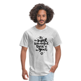 Wonderful time of the Year Men's T-Shirt - heather gray