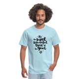 Wonderful time of the Year Men's T-Shirt - powder blue