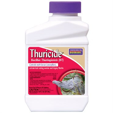 Bonide® Thuricide (BT) Liquid Insect Control 16oz Concentrate