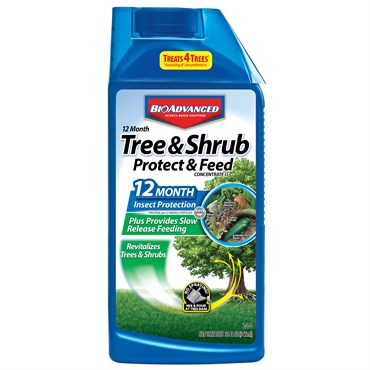 BioAdvanced® 12 Month Tree & Shrub Protect & Feed