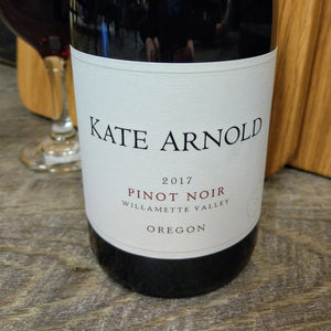 2017 Pinot Noir - Kate Arnold Collection