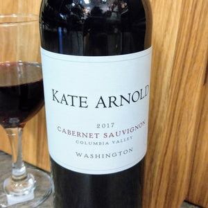2017 Cabernet Sauvignon - Kate Arnold Collection