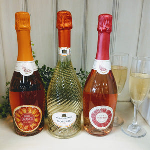 Mother's Day Sparking Wine Trio Set