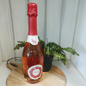 Ruby Red Sparkling Wine (Grapefruit Flavored)
