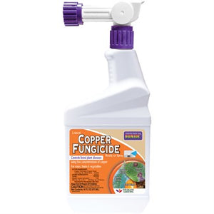 Bonide® Copper Octanoate Fungicide 16oz Ready to Spray