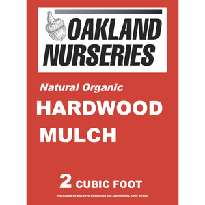 Oakland Nurseries Hardwood Mulch 2cu ft