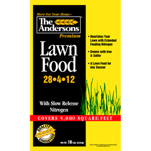 The Andersons Lawn Food