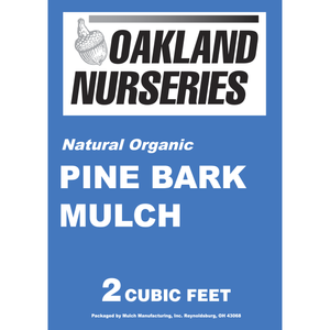 Oakland Nurseries Pine Bark Mulch