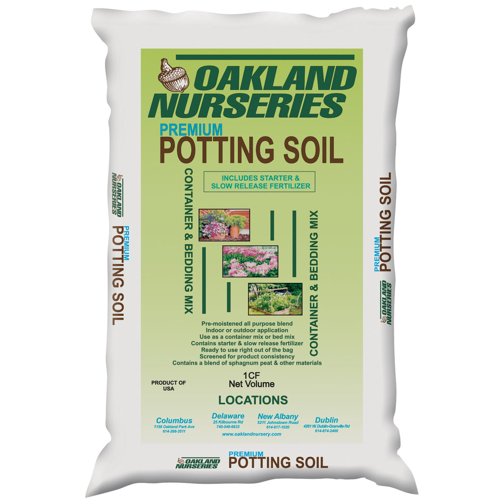 Oakland Nurseries Premium Potting Soil