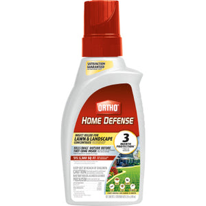 Ortho Home Defense Insect Killer for Lawn & Landscape 32 oz. Conc
