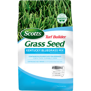 Scotts Turf Builder Kentucky Bluegrass Mix Grass Seed (3-1-0)