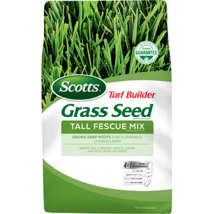 Scotts Turf Builder Tall Fescue Mix Grass Seed - (3-1-0)