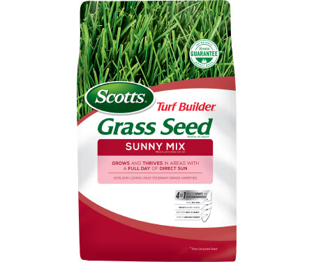 Scotts Turf Builder Sunny Mix Grass Seed (3-1-0)