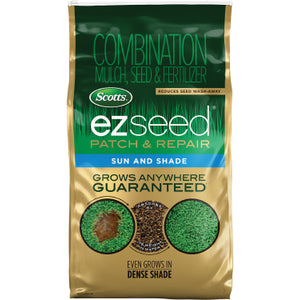 Scotts EZ Seed Patch & Repair Sun and Shade (1-0-0) 10 lb